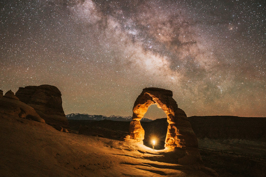 Top 10 Things To Do In Moab, Utah - Delicate Arch