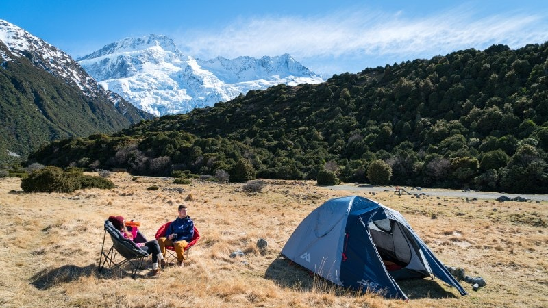 A Guide to Camping On New Zealand's South Island