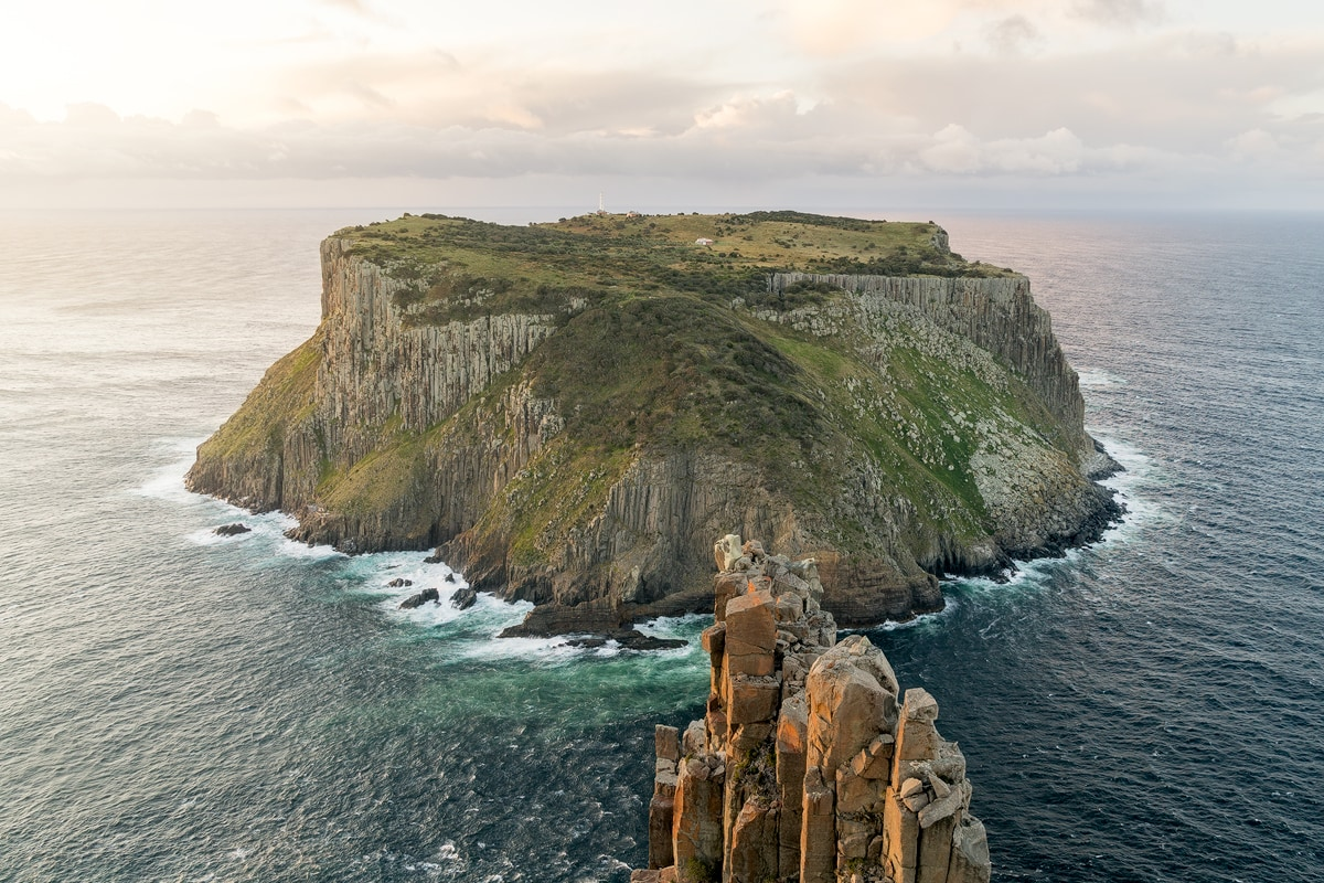 Walking the Three Capes Track in Tasmania