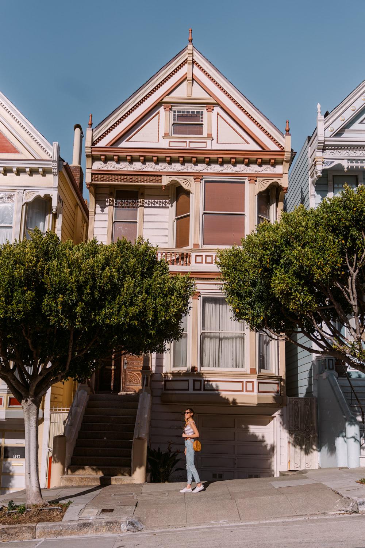 How-to-Spend-24-Hours-in-San-Francisco-Painted-Ladies-02-Renee-Roaming