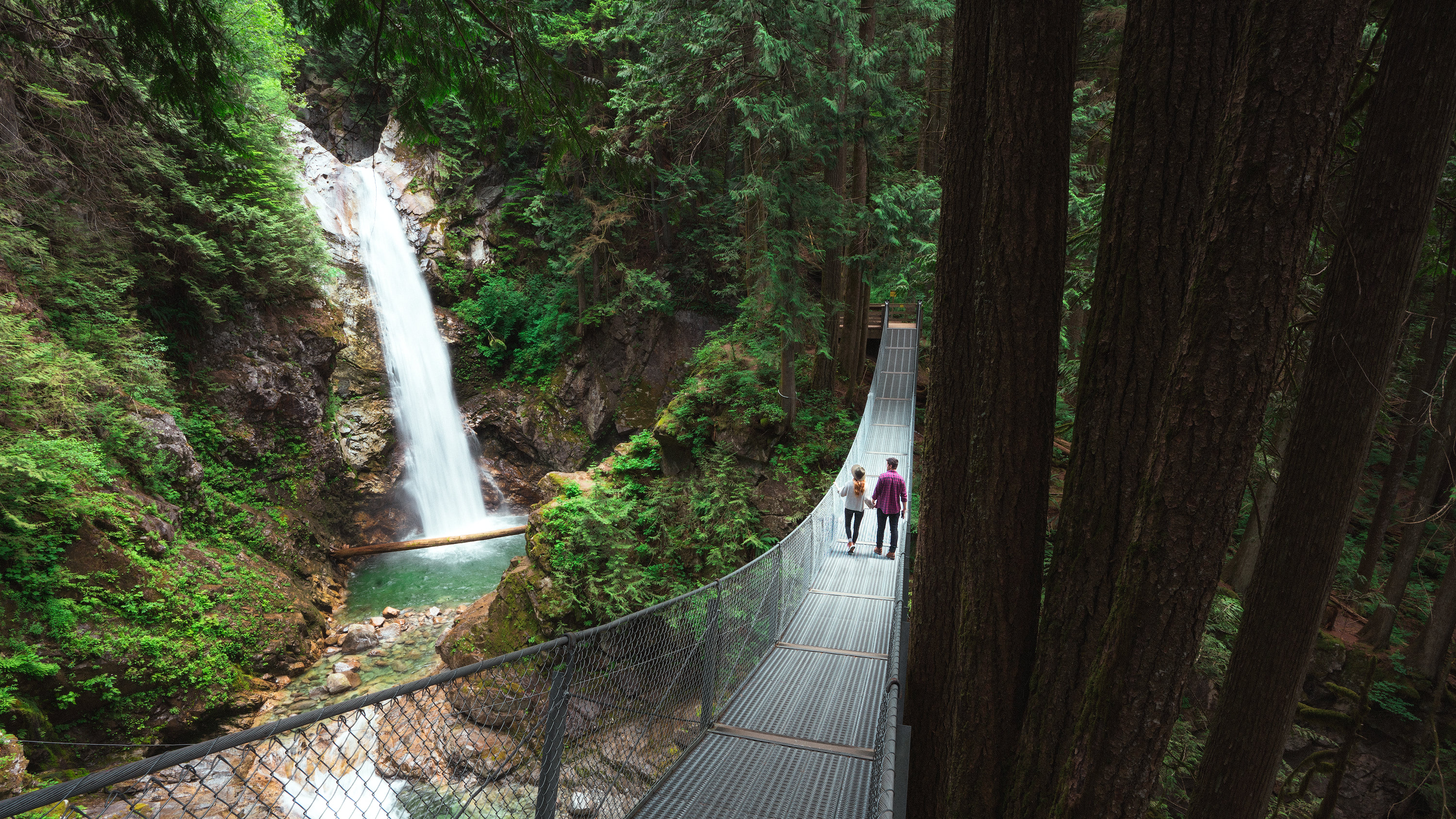 Couples Adventure Getaway to British Columbia, Canada