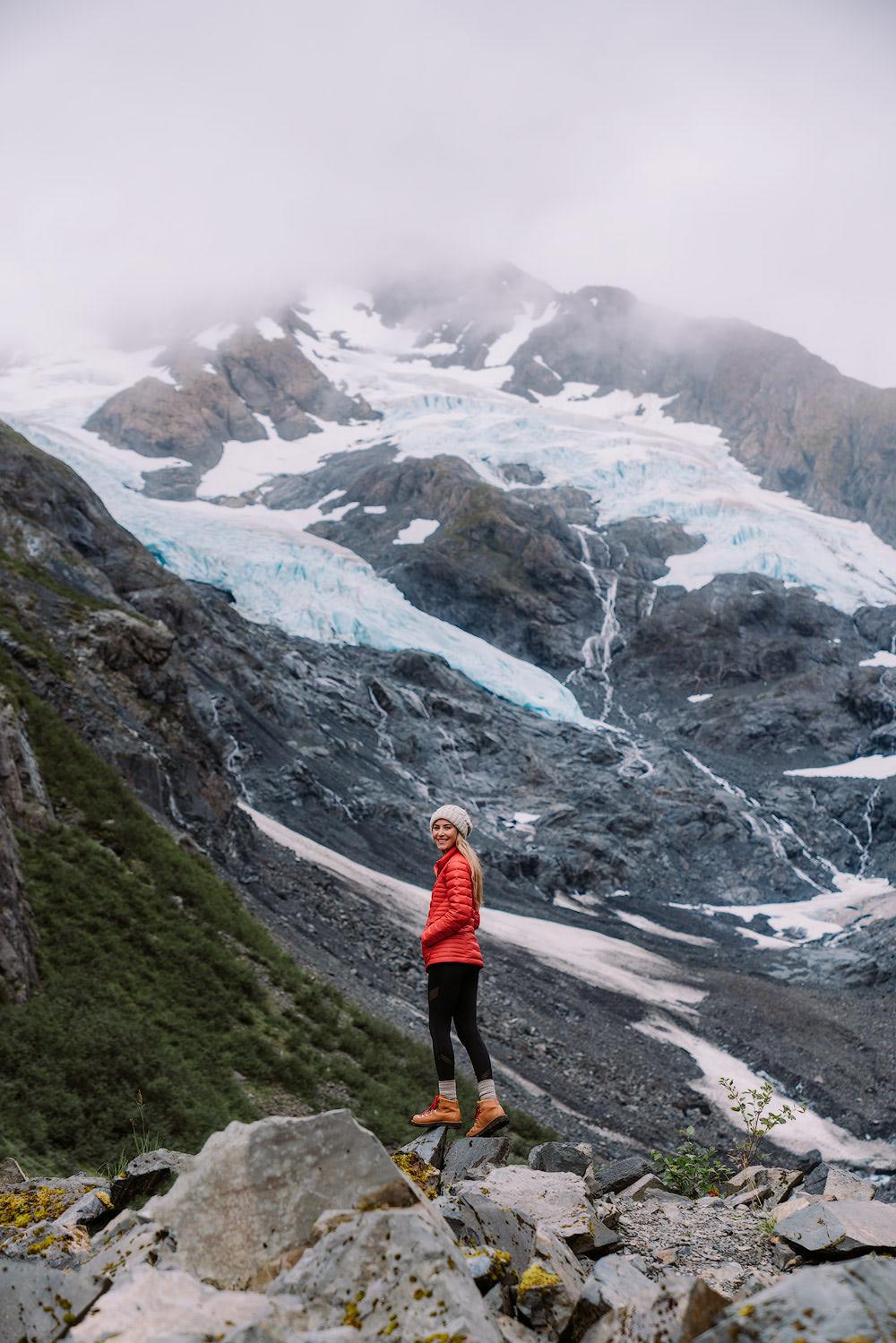 5 Epic Alaska Hiking and Backpacking Adventures Byron Glacier Renee Roaming