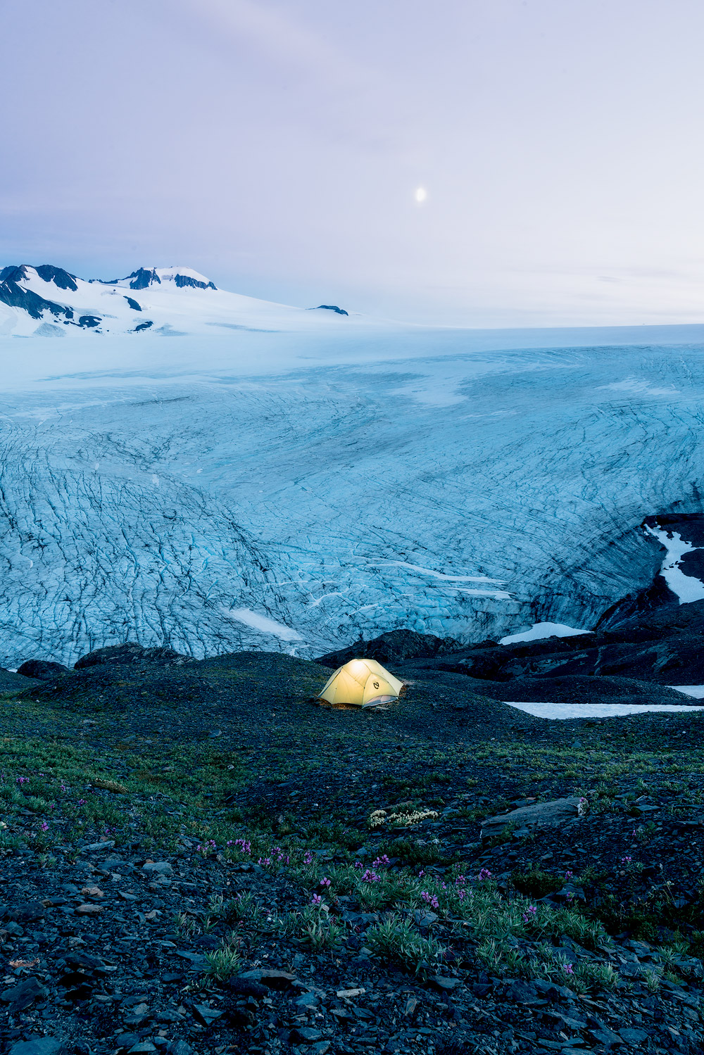 5 Epic Alaska Hiking and Backpacking Adventures Harding Icefield Kenai Fjords National Park Renee Roaming