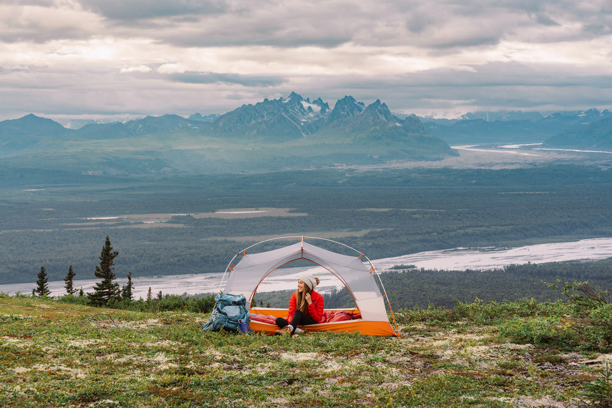 Beginners Guide to Backcountry Camping