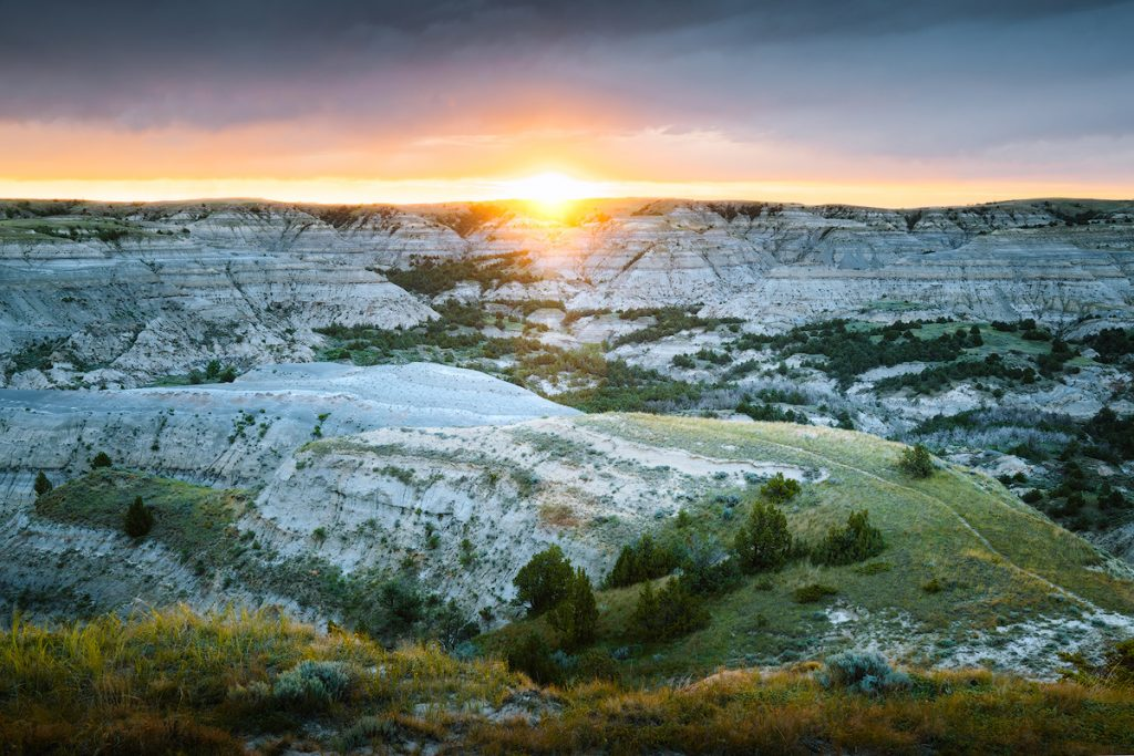 15 Least Crowded National Parks in the US - Theodore Roosevelt National Park - Renee Roaming