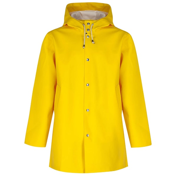 East Coast Fall Road Trip - What to Pack - Yellow Rain Coat