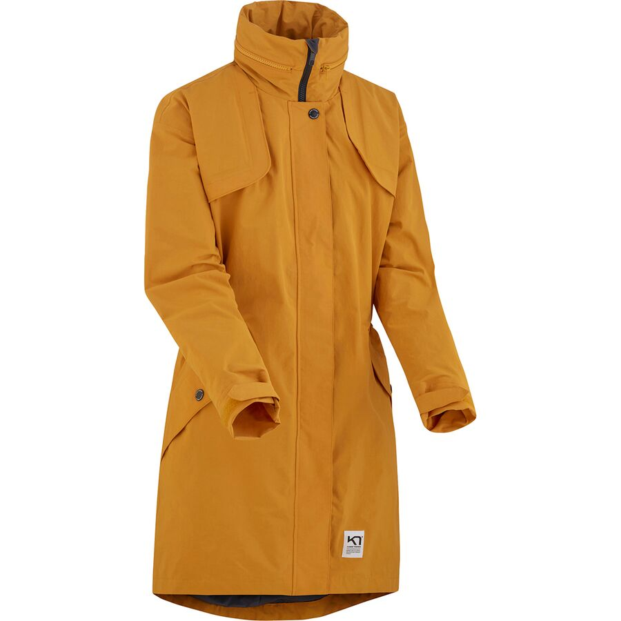 What To Pack for a Trip to New England in Fall - Kari Traa Graee L Parka
