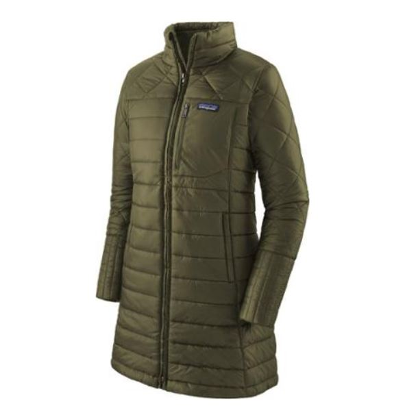 What To Pack for a Trip to New England in Fall - Patagonia Radalie Insulated Parka