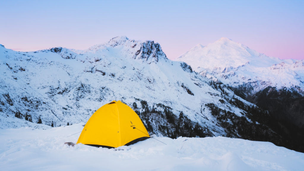 Ultimate Guide to Winter Hiking and Camping