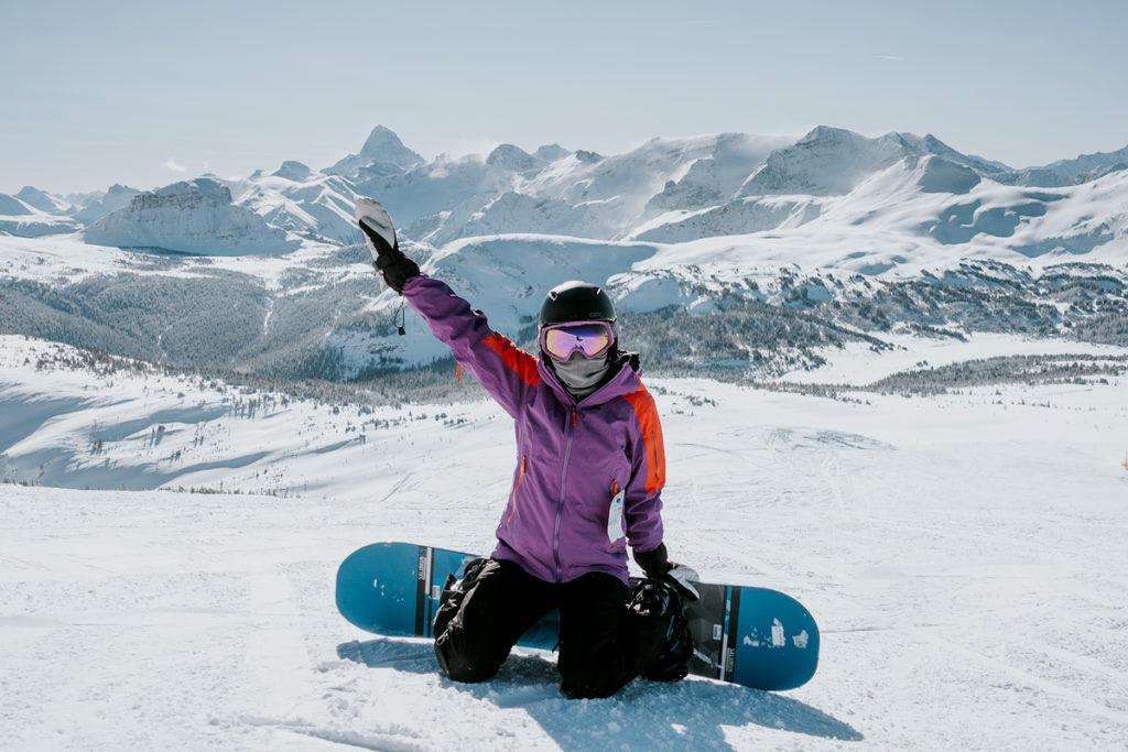 Planning a Trip toBanffin Winter - Banff Sunshine Village SkiBig3 - Renee Roaming