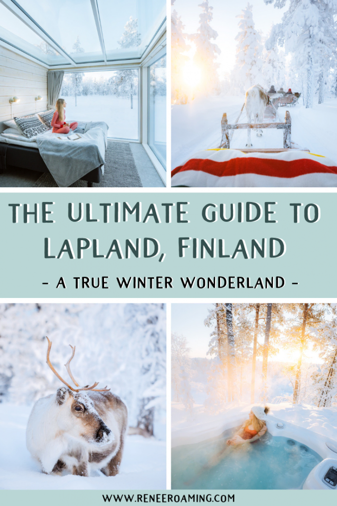 Lapland, Finland is the ultimate winter travel destination! This dreamy part of the world has it all... think reindeer sleigh rides, dog sledding, northern lights, amazing hotels, snowmobiling, snowshoeing and much, much more! Find out all the insiders tips on where to stay, what to do, where to eat, and how to take amazing Instagram worthy photographs. By Renee Roaming, your source for destination guides, dreamy photography, and tips for exploring the outdoors. Click to read more!