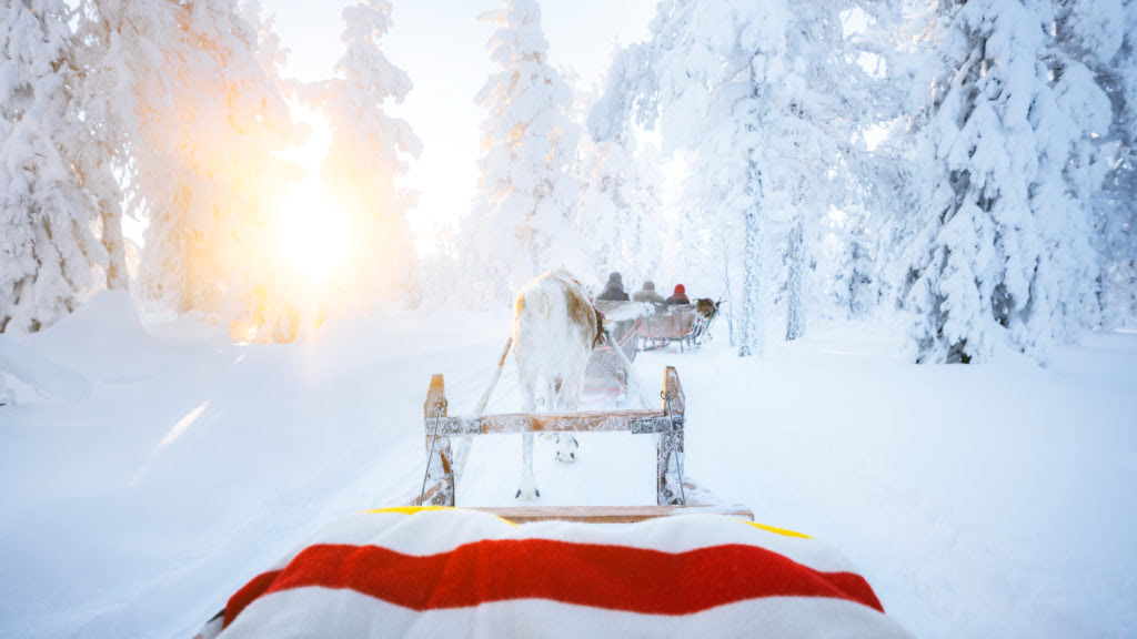 The Ultimate Guide to Visiting Lapland, Finland in Winter