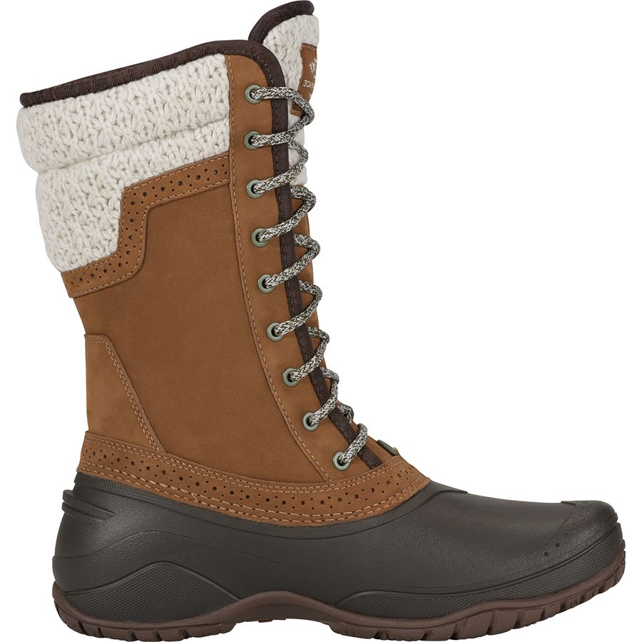 Boots to wear on a winter Arctic Trip - The North Face Shellista II Mid Boot
