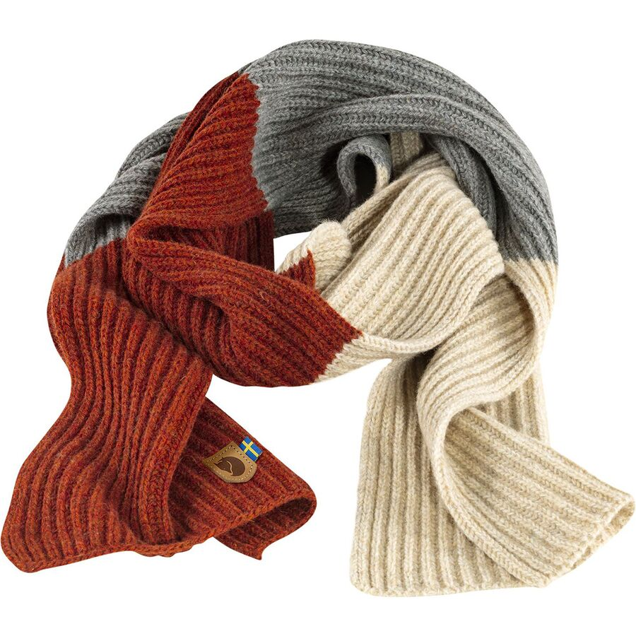 What to wear on a winter Arctic Trip - Fjallraven Re-Wool Scarf