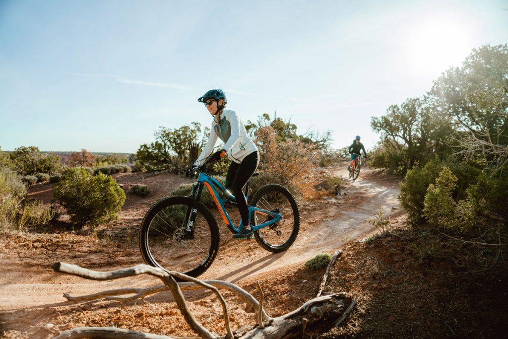 Backcountry Dead Horse Point Biking