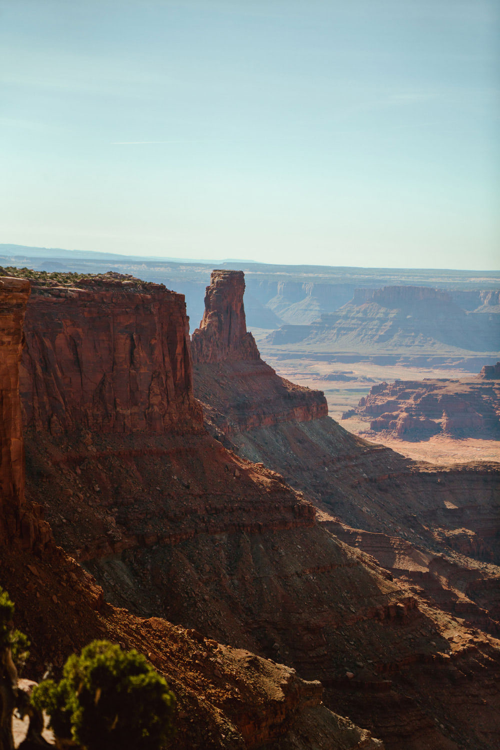 Experiencing Desert Climbing and Biking for the First Time Moab Rock Climbing with Backcountry Dead Horse Point