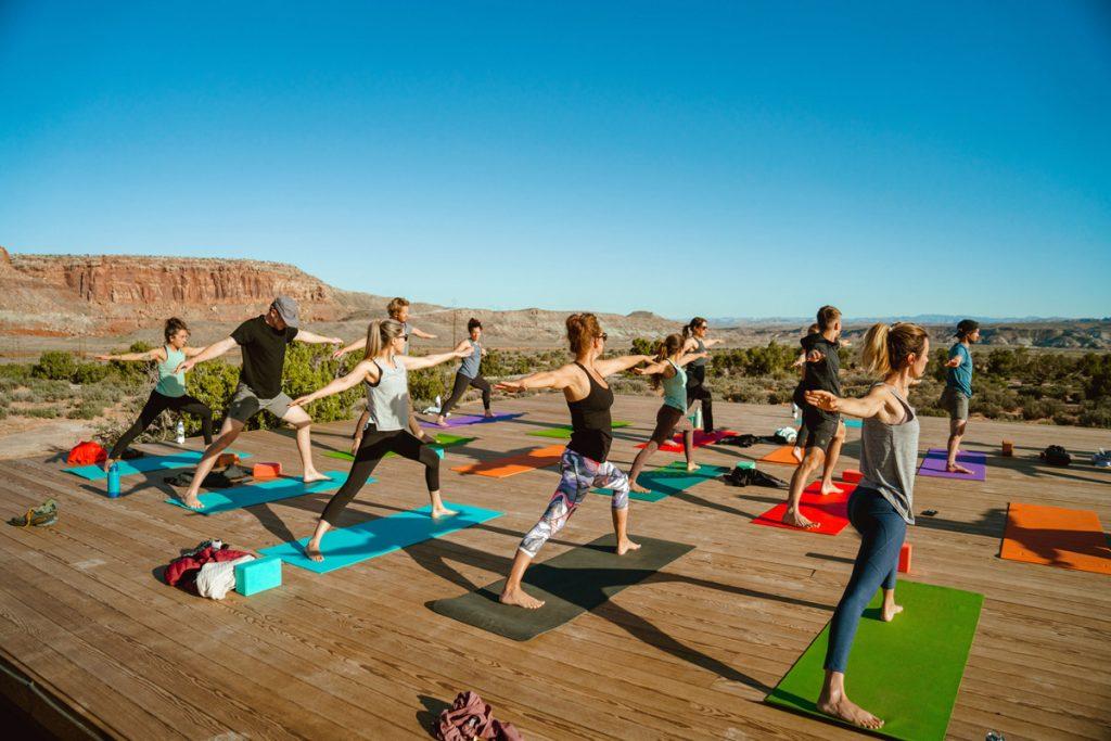 Backcountry Yoga
