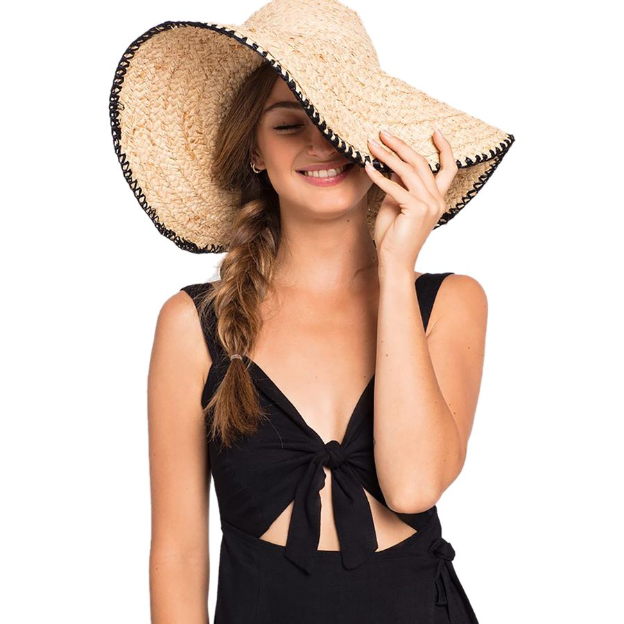 What to Pack for a Tropical Vacation to The Islands of Tahiti L Space Beth Hat