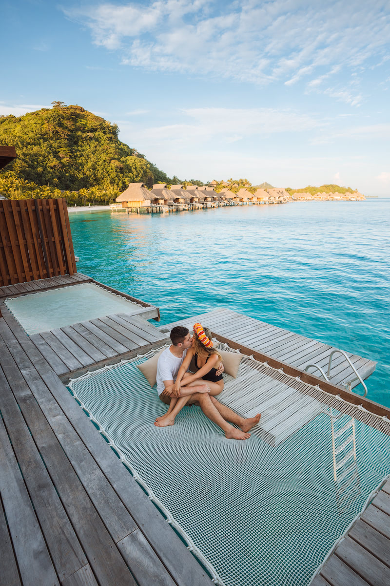 The Ultimate Romantic Couples Getaway to Bora Bora French Polynesia Conrad Bora Bora Bui Resort 2