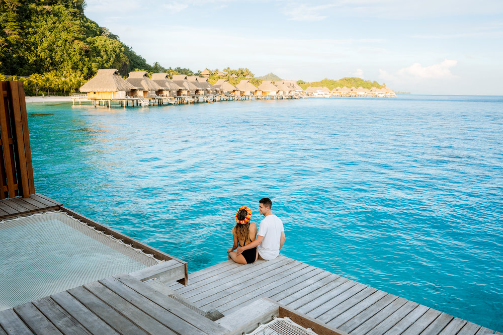 The Ultimate Romantic Couples Getaway to Bora Bora French Polynesia Conrad Bora Bora Nui 7