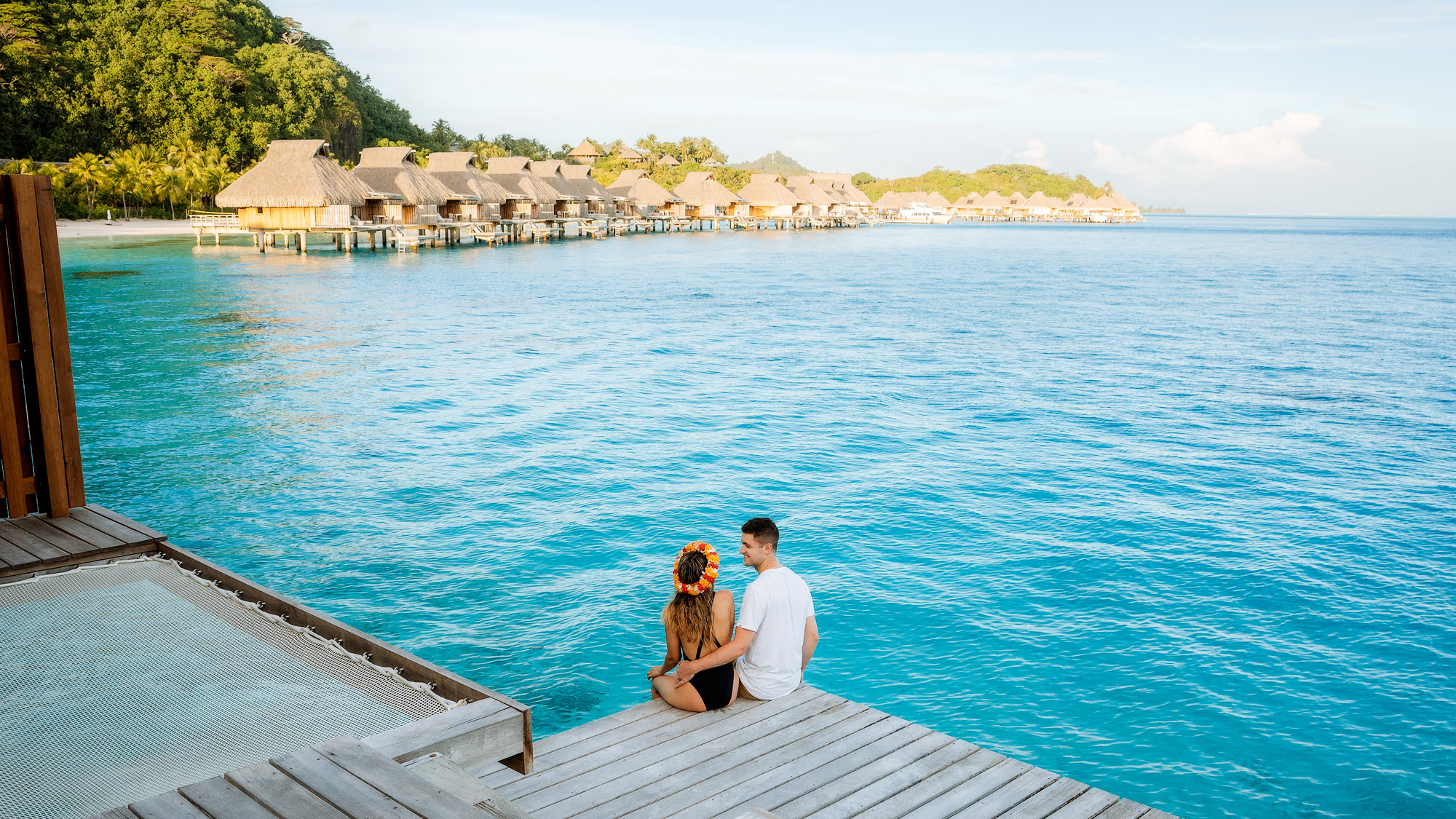 The Ultimate Romantic Couples Getaway to Bora Bora, French Polynesia