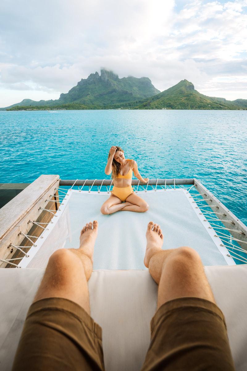 The Ultimate Romantic Couples Getaway to Bora Bora French Polynesia Four Seasons Resort Bora Bora 2
