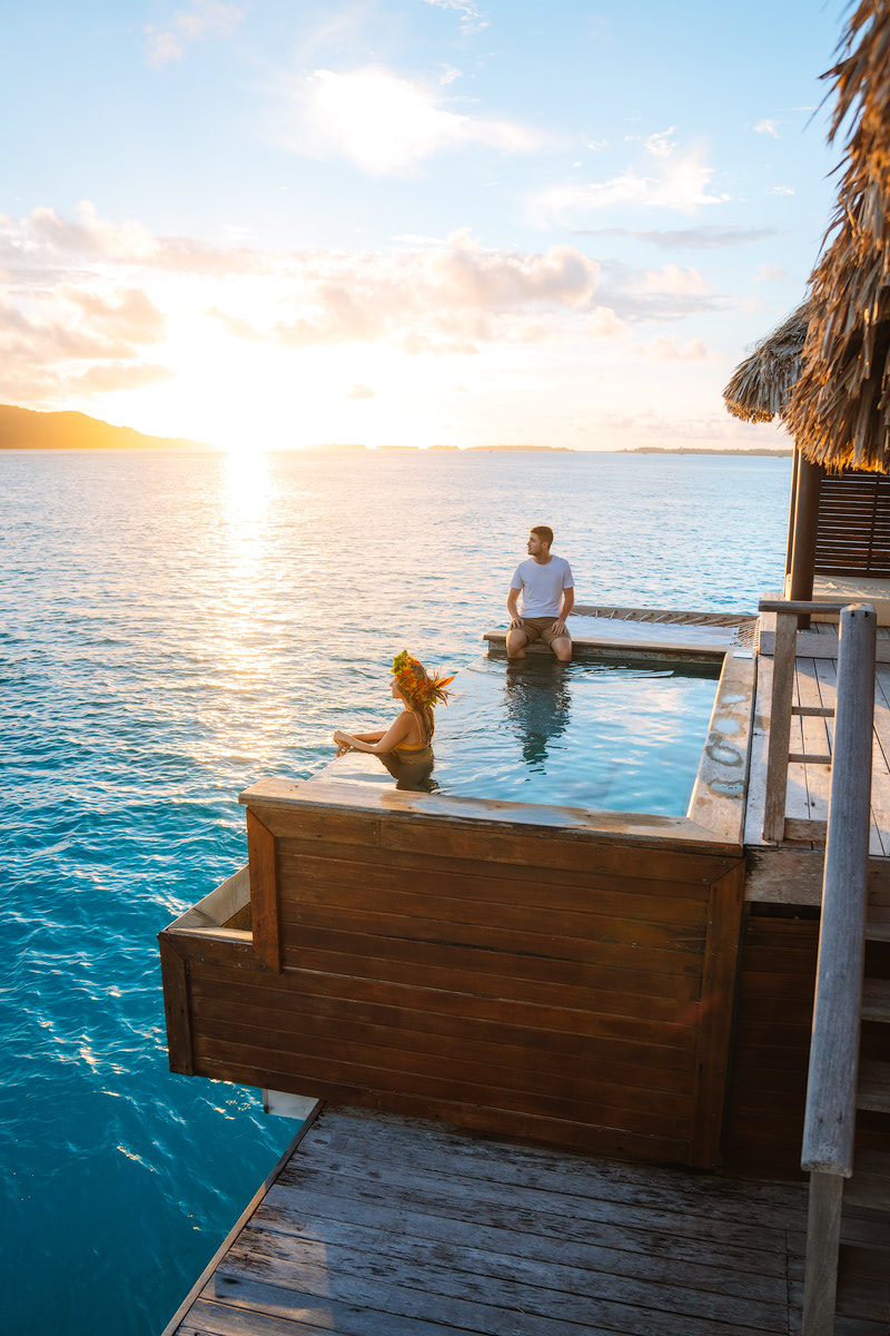 The Ultimate Romantic Couples Getaway to Bora Bora French Polynesia Four Seasons Resort Bora Bora 6