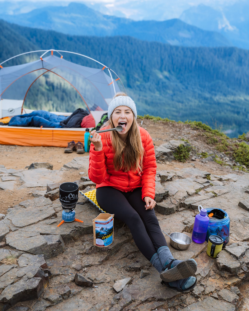A Beginners Guide To Backcountry Camping - Food
