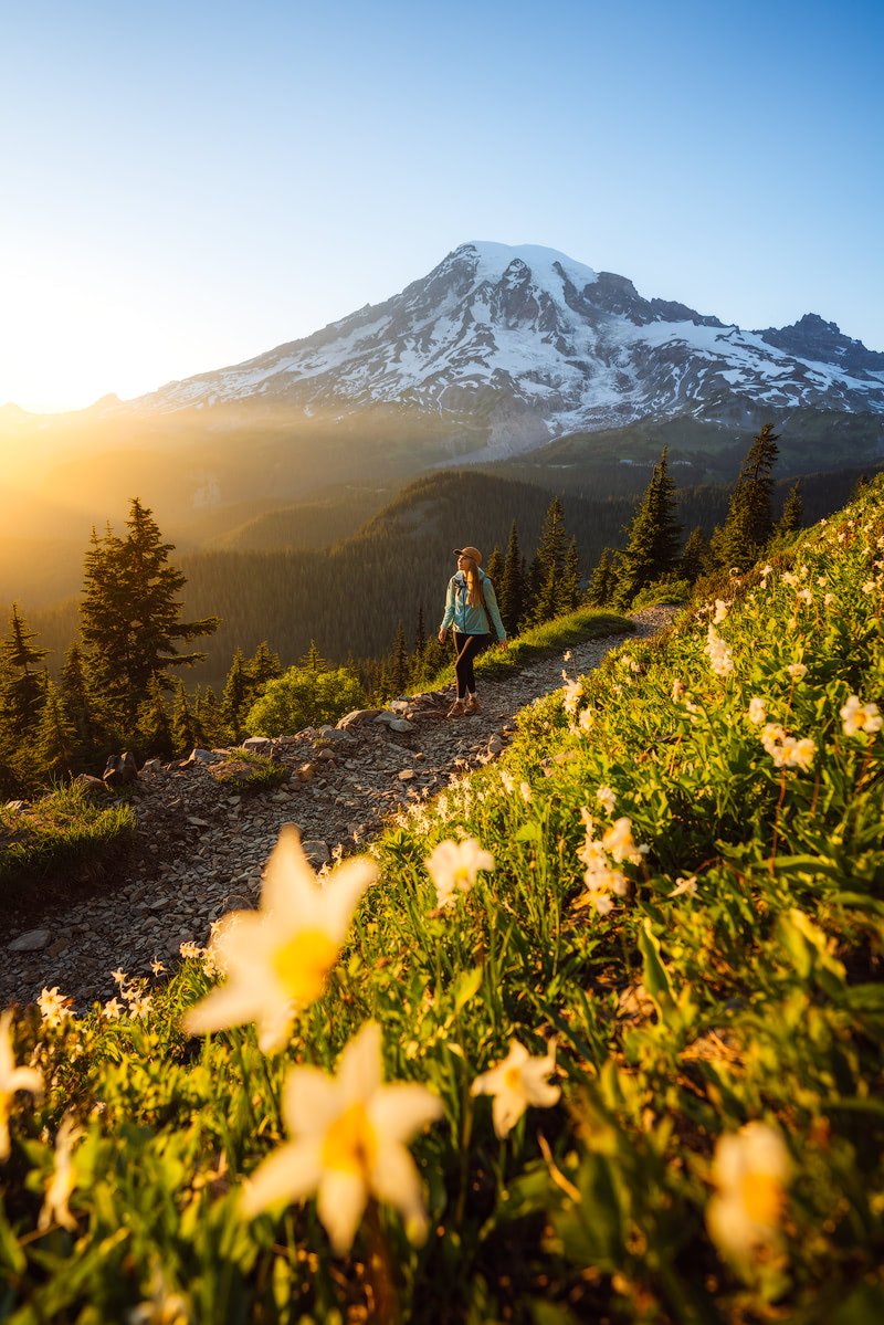 Mount Rainier National Park Guide - Everything You Need to Know - Renee Roaming - Packing Tips