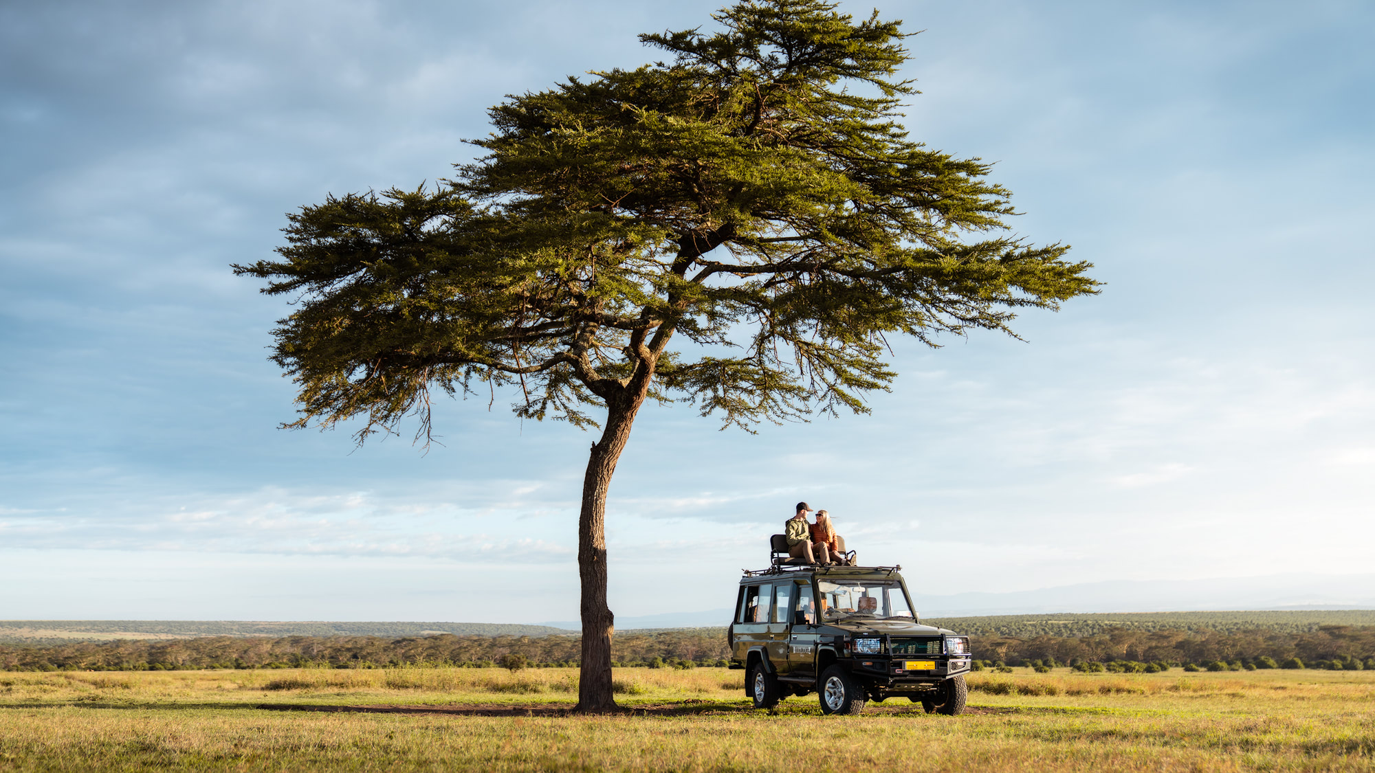 Experiencing an Incredible Luxury Safari at Solio Lodge, Kenya