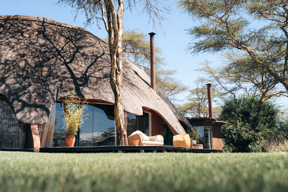 Experiencing an Incredible Luxury Safari at Solio Lodge Kenya Cottage