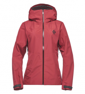 Plan the Ultimate Fall Road Trip to the Dolomites of Italy - Black Diamond Rain Jacket