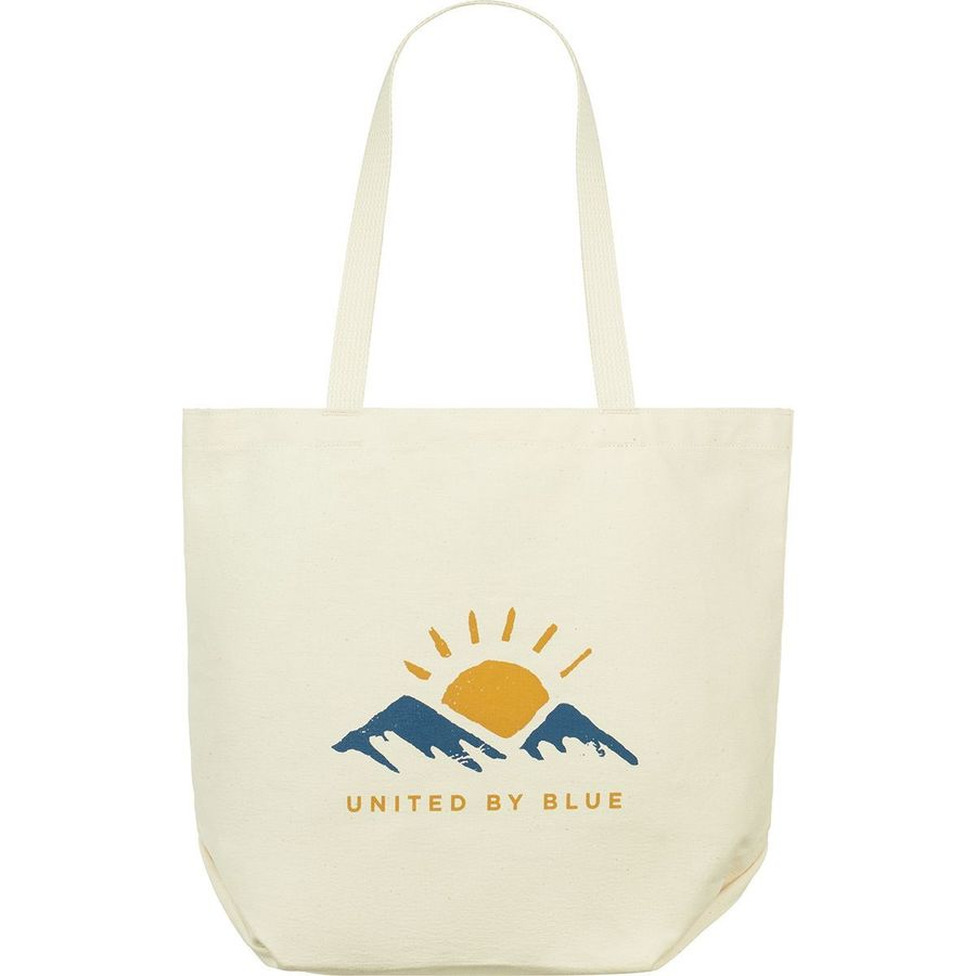 United by BlueCanvas Tote: