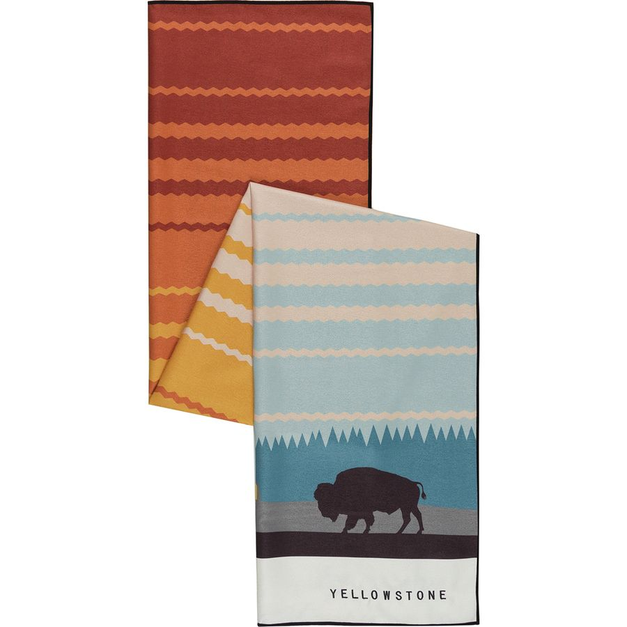 NomadixNational Parks Collection Towel | Meaningful Experiences and Eco-Friendly Gift