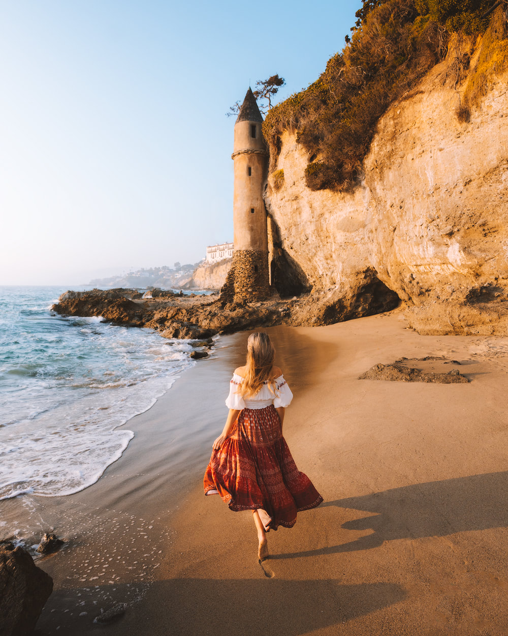 2019 Reflections and 2020 Intentions | Orange County Travel Guide Everything You Need to Know- Laguna Beach Victoria Beach