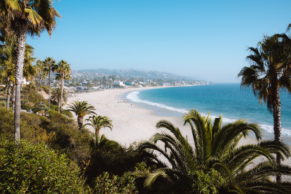 Orange County Travel Guide Everything You Need to Know- Laguna Main Beach