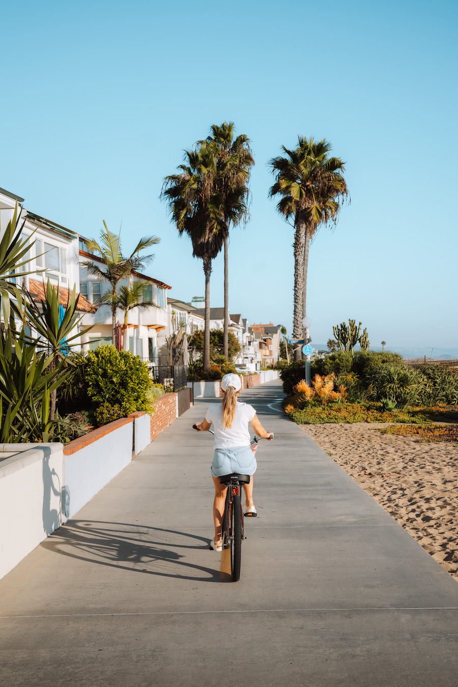 Orange County Travel Guide Everything You Need to Know- Newport Beach Bike Ride