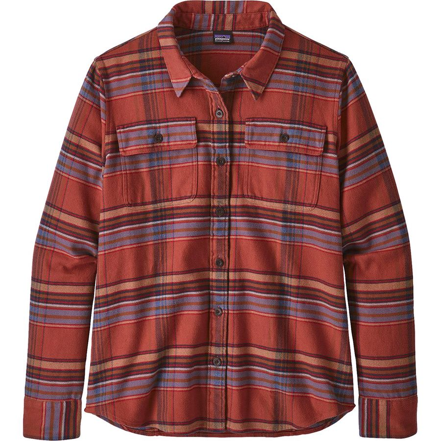 Long-Sleeve Flannel Shirt | Meaningful Experiences and Eco-Friendly Gift