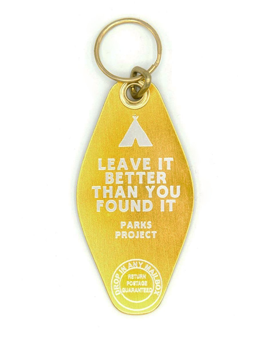 Holiday Gift Guide for National Park Lovers - Key Chain