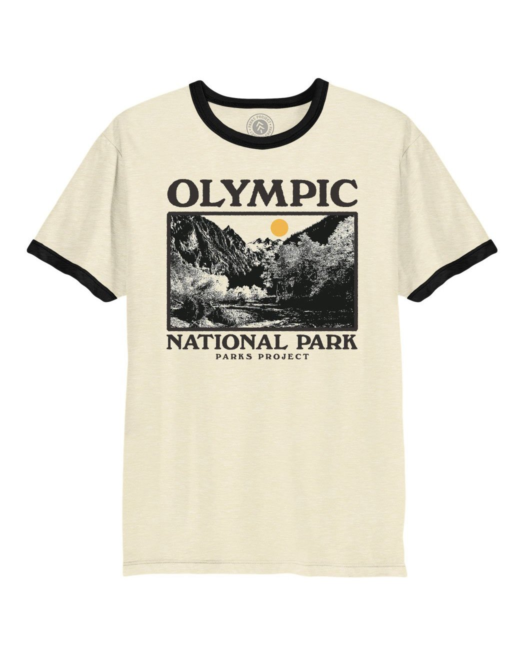 Holiday Gift Guide for National Park Lovers - Olympic TShirt