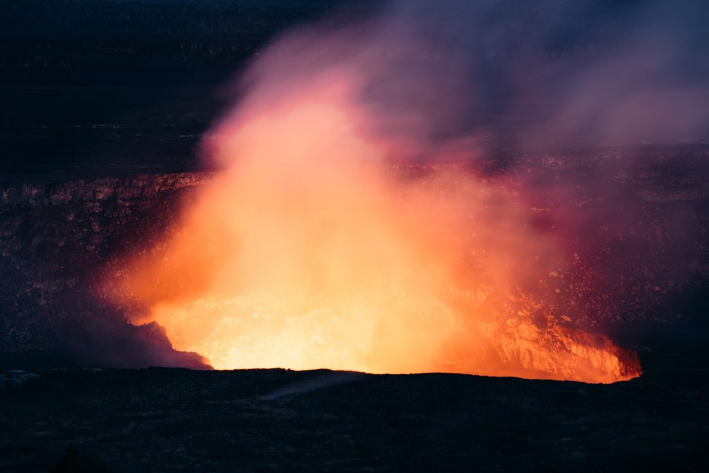 Plan an Incredible Trip to the Big Island of Hawaii - Volcano National Park