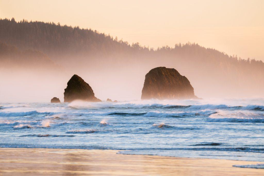 9 Spring Travel Destinations to Inspire Your Next Trip - Cannon Beach Oregon Coast