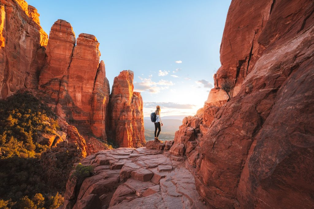 9 Spring Travel Destinations to Inspire Your Next Trip - Cathedral Rock Sedona Arizona