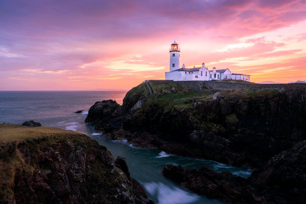 9 Spring Travel Destinations to Inspire Your Next Trip - Fanad Head Ireland