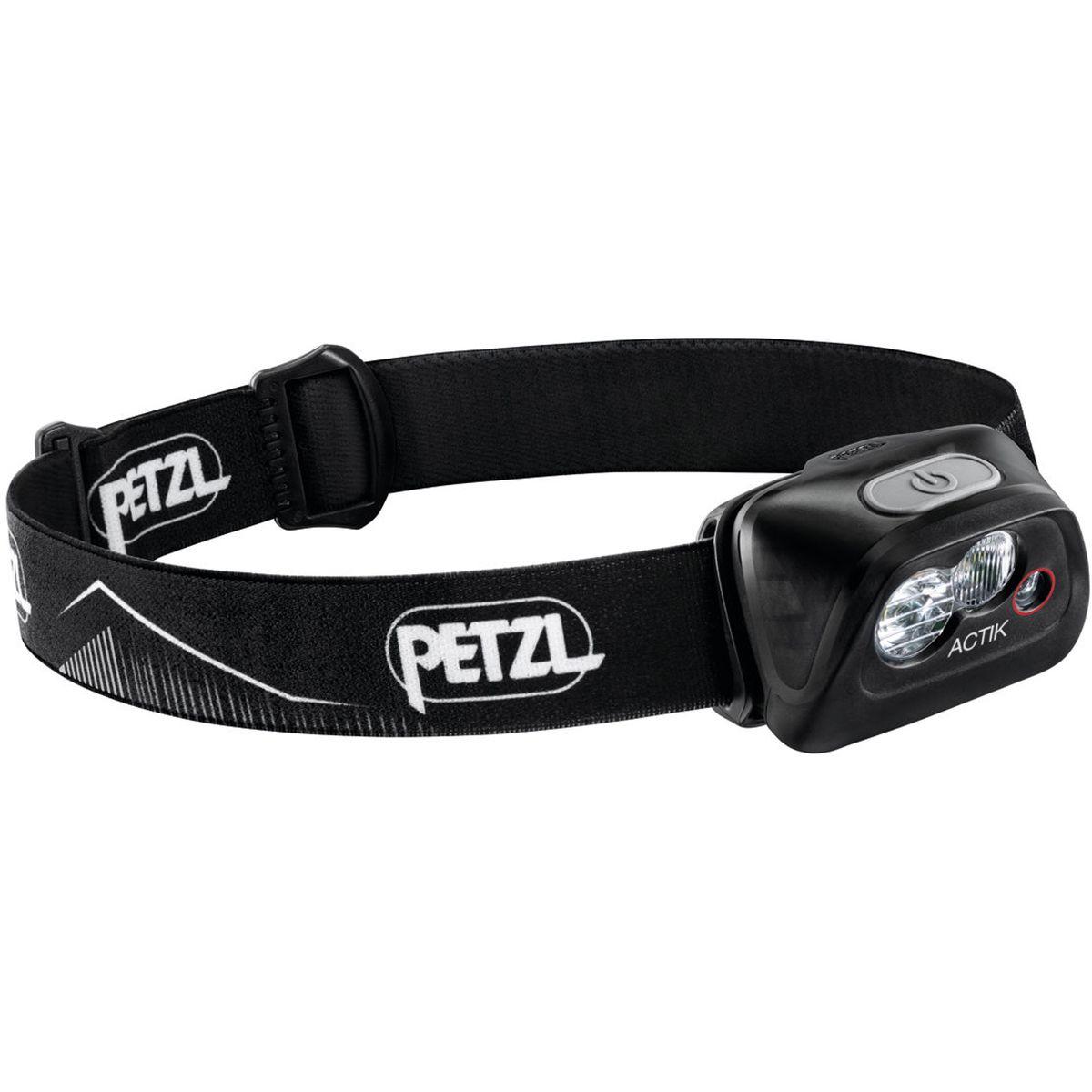 Snowshoe to Artist Point - Gear Guide - Petzl Headlamp