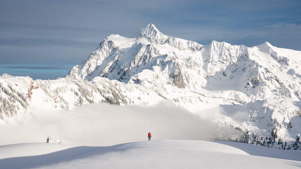 Snowshoe to Artist Point (Washington's BEST Winter Adventure!)