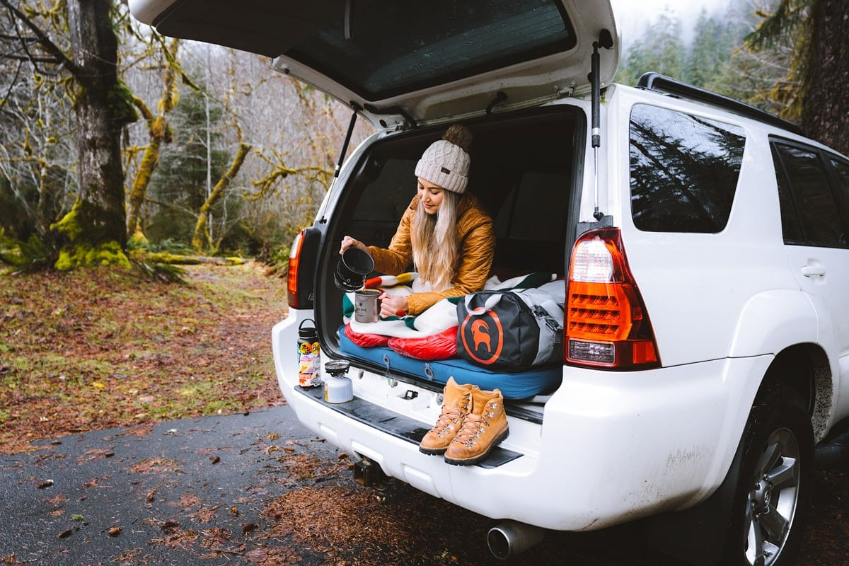 Top Tips for Sleeping In Your Car on Road Trips