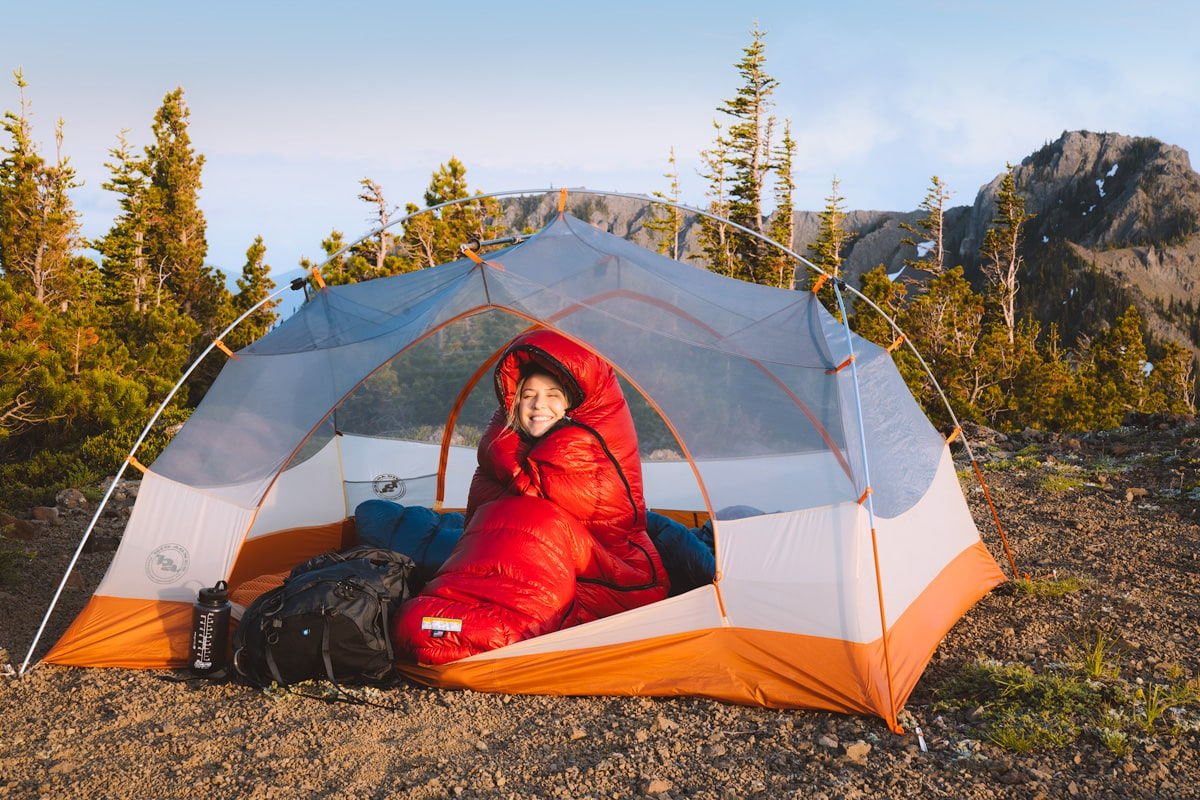 How To Get Over Your Fears of First Time Backcountry Camping