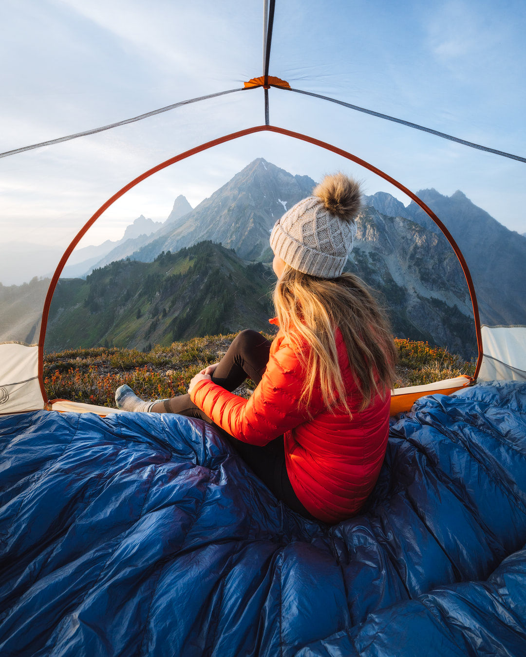 How To Get Over Your Fears of First Time Backcountry Camping - Tent With a View