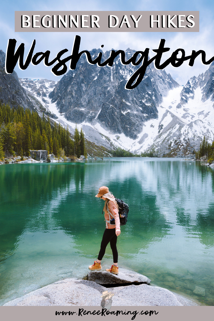 11 Incredible Beginner Friendly Hikes in Washington